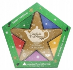Herbaty angielskie prezent Green Gold Star English Tea Shop, 16 Piramidek