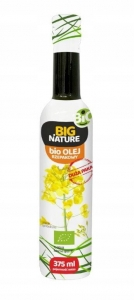 Olej z rzepaku BIO Big Nature, 375ml
