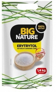 Erytrytol Big Nature, 1.4 kg