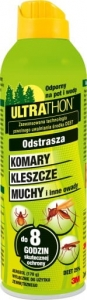 ULTRATHON SPRAY DEET 25%  środek na komary, 177ml