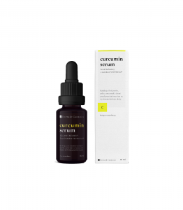 Serum z kurkuminą Curcumin serum Dermash, 15 ml